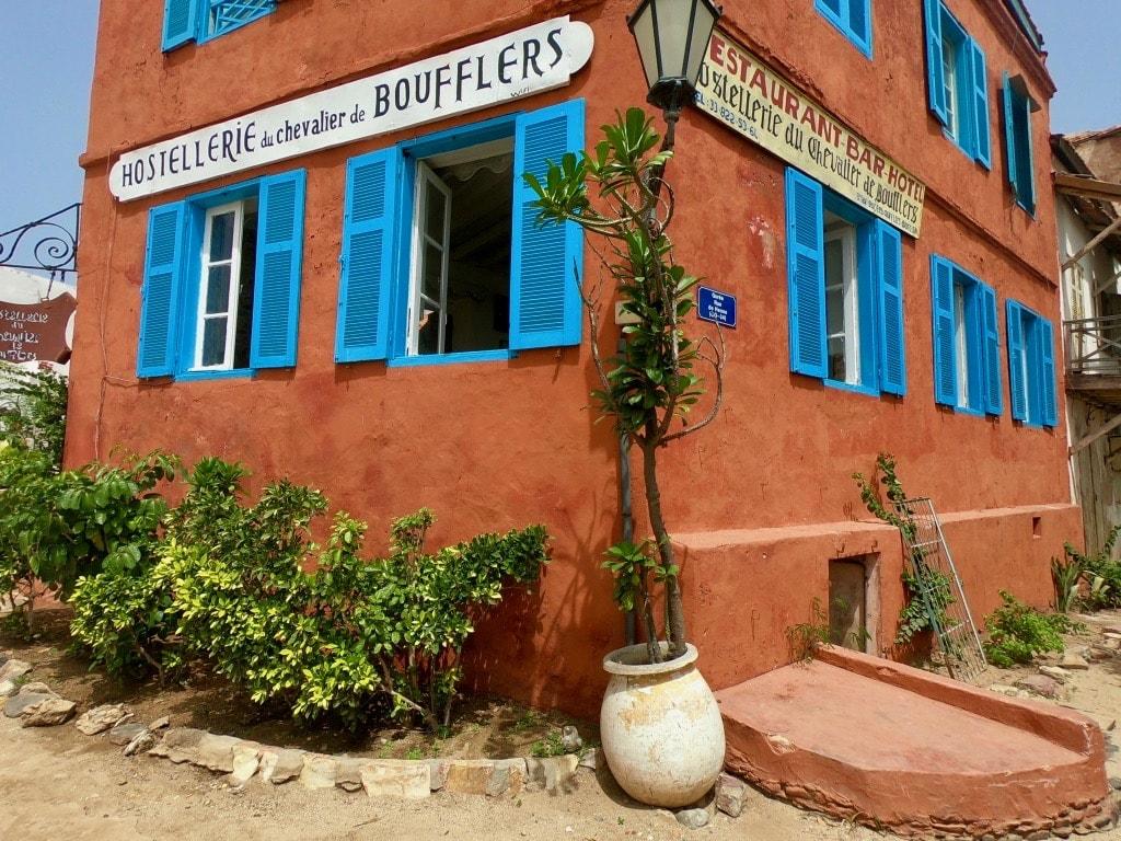 Guida all'isola di Gorée, Senegal