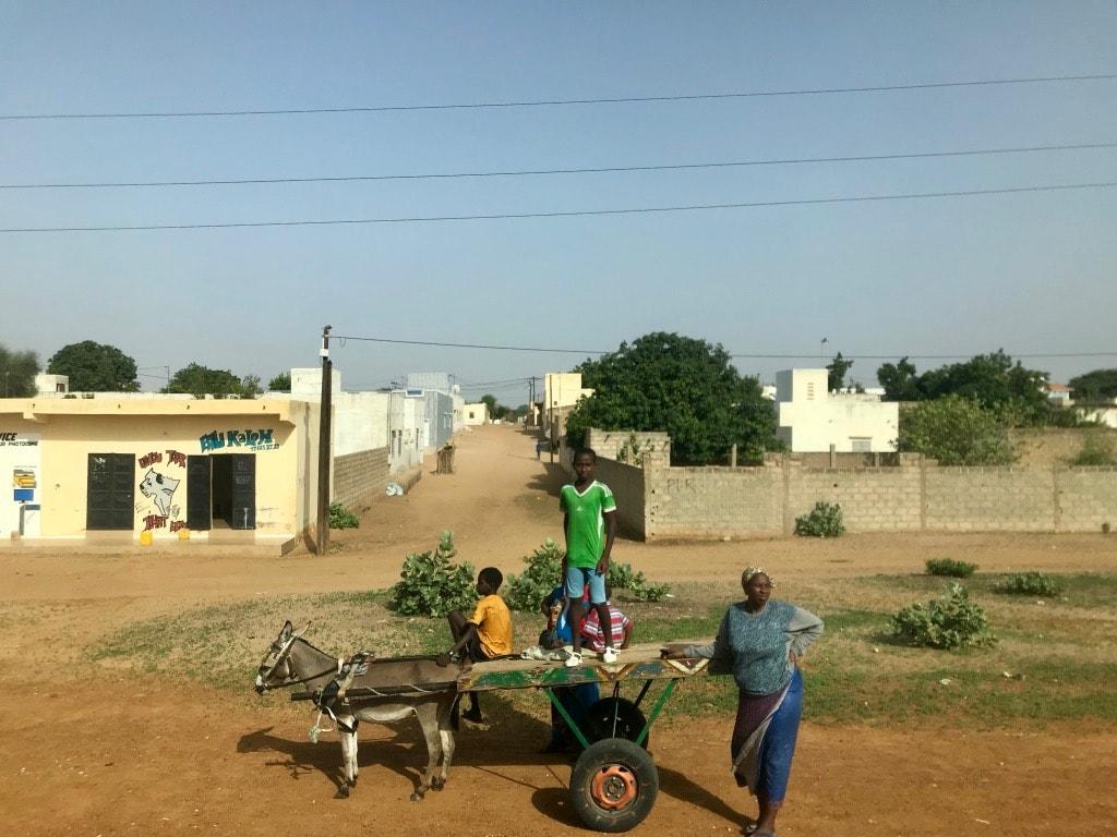 Da Dakar a Saint-Louis
