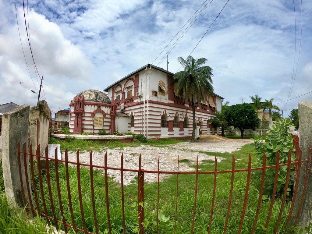 Una casa a Ziguinchor