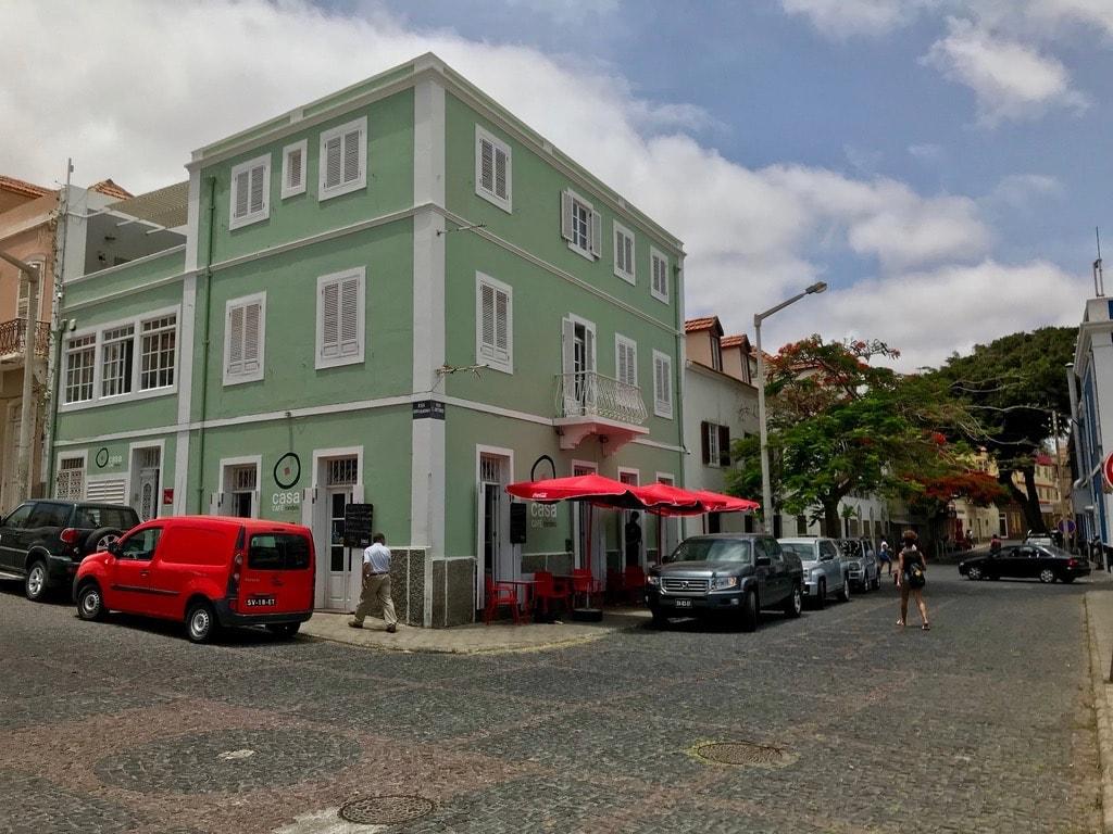 Il Casa Cafe di Mindelo