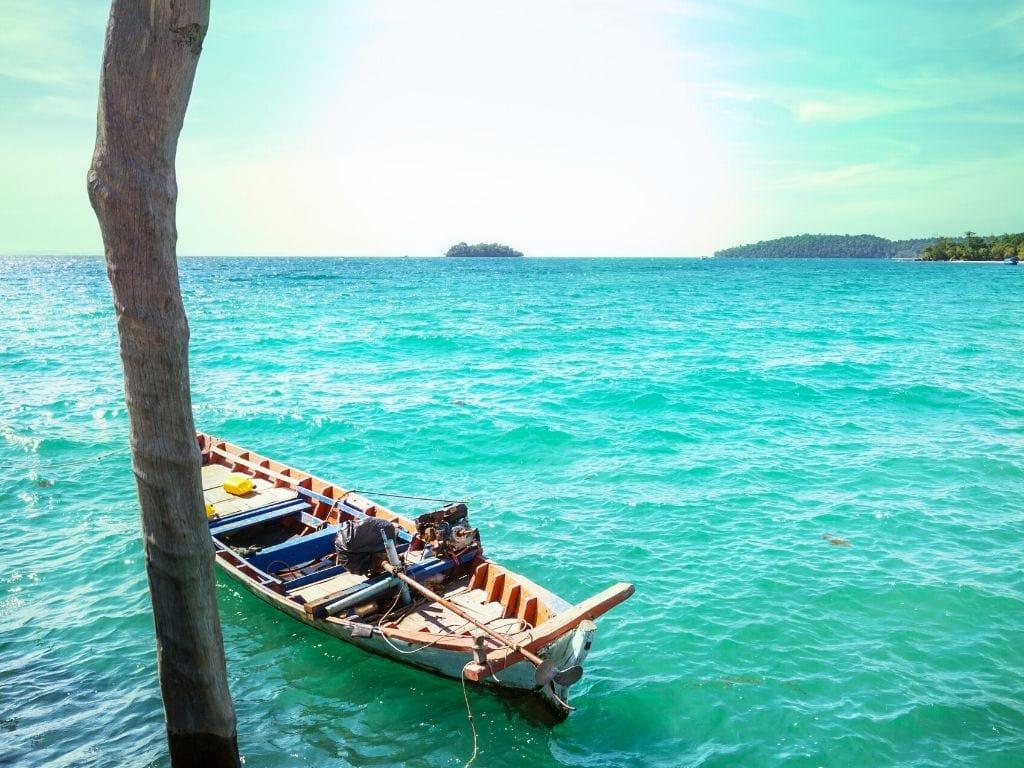 cambogia mare isole