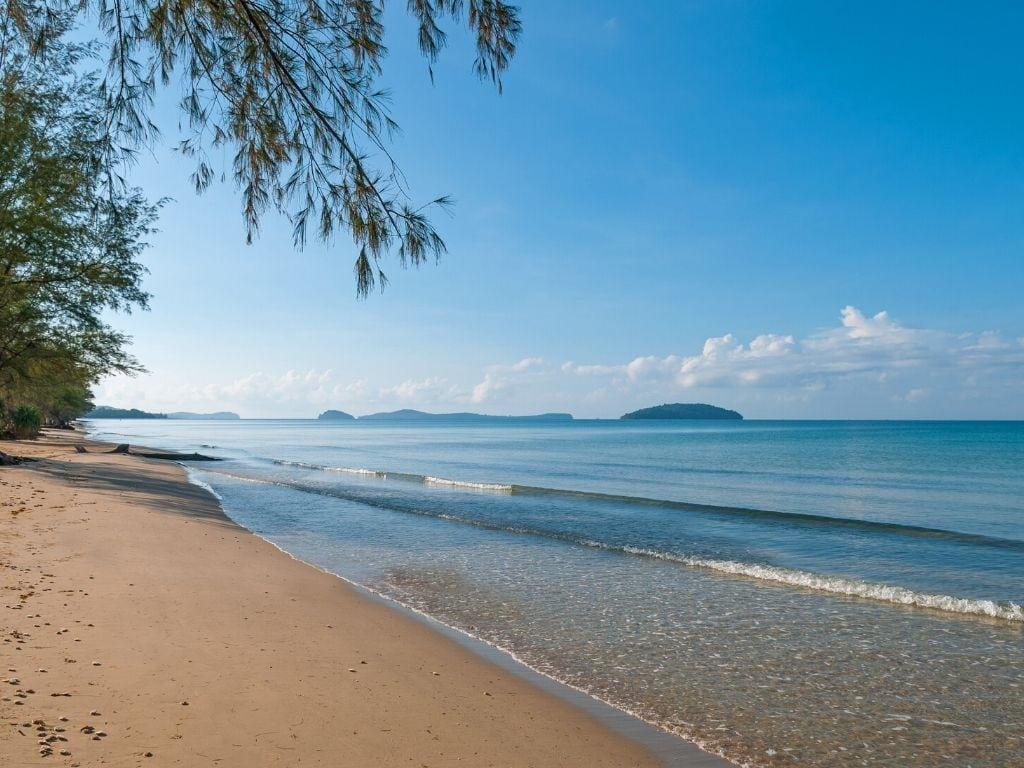 cambogia mare sihanoukville otres beach