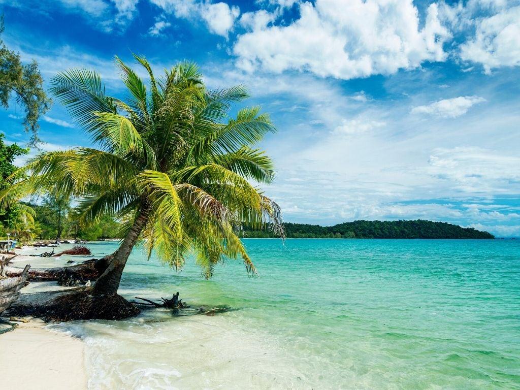 Koh Rong Cambogia mare