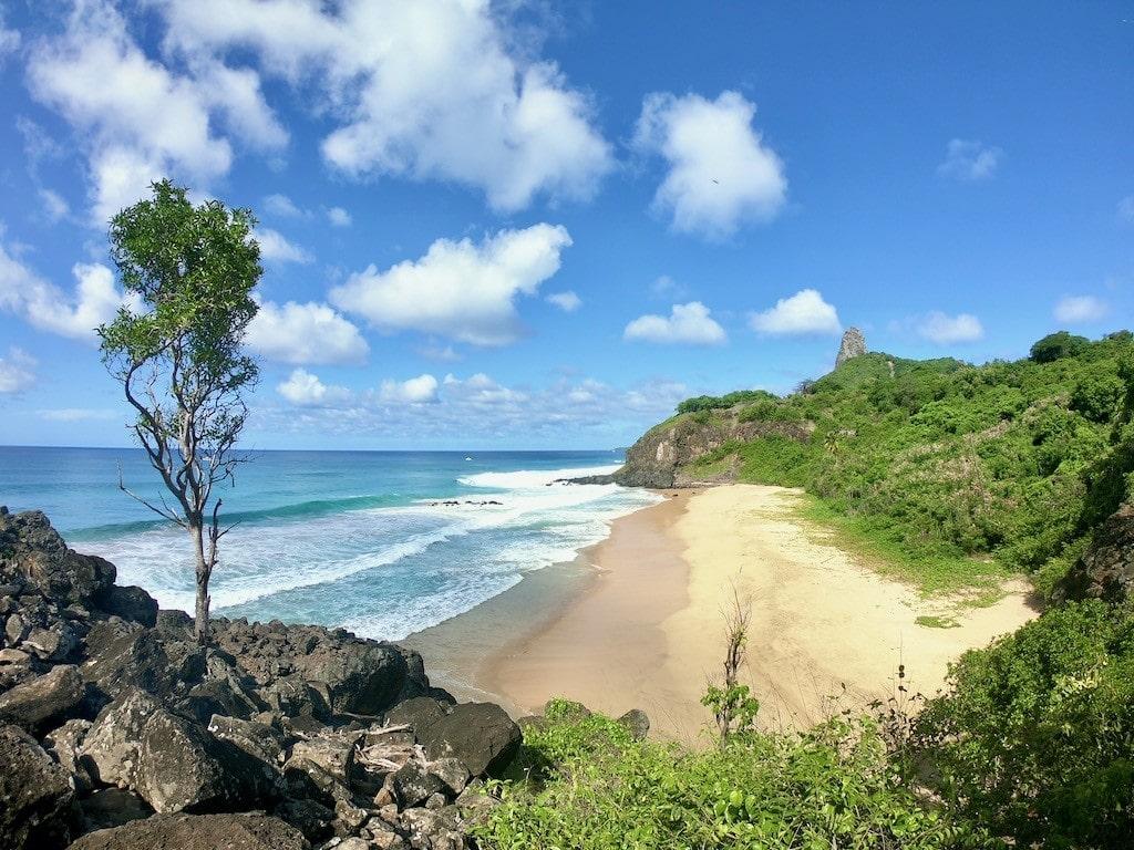 praia do americano arcipelago fernando de noronha