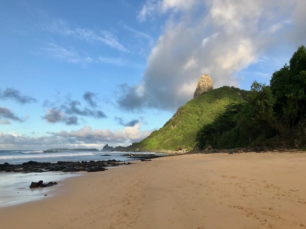 praia do boldro brasile isola fernando de noronha