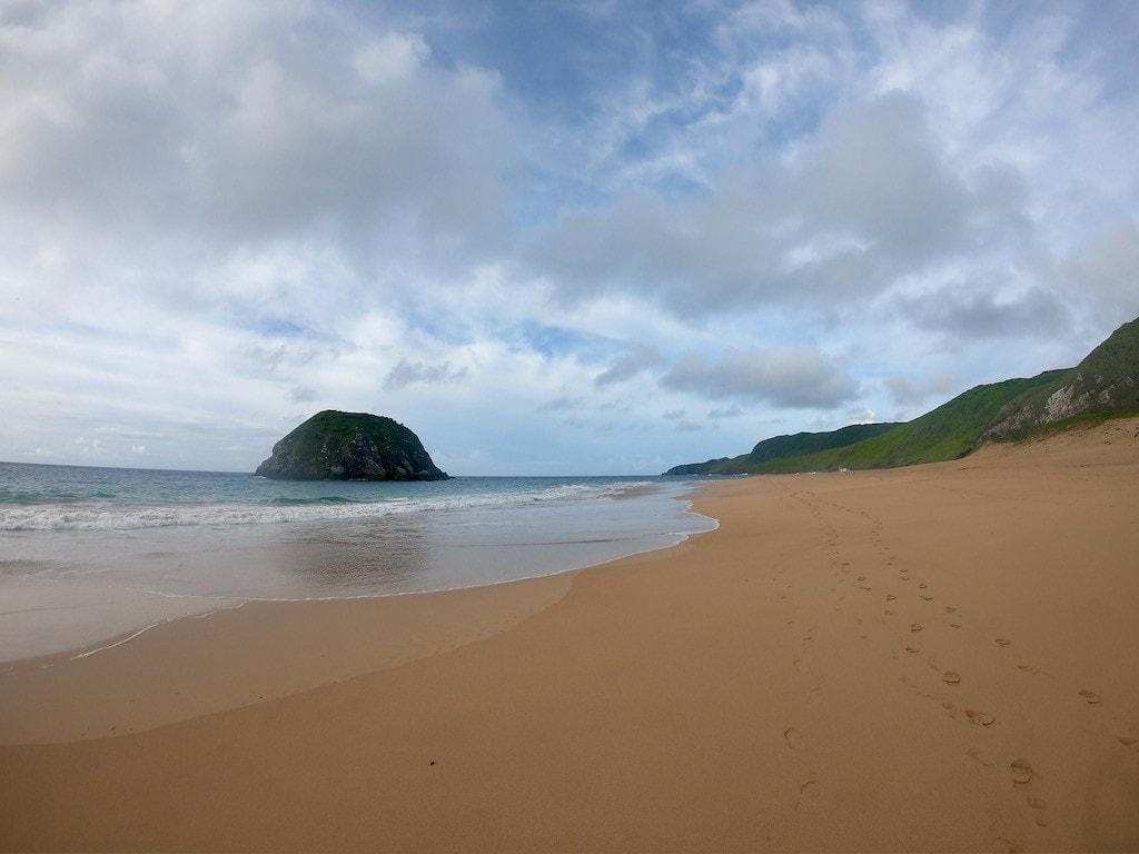 praia do leao fernando de noronha consigli