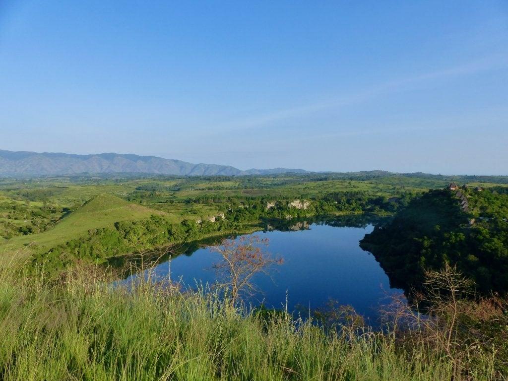 Uganda cosa vedere: Lake Kyaninga