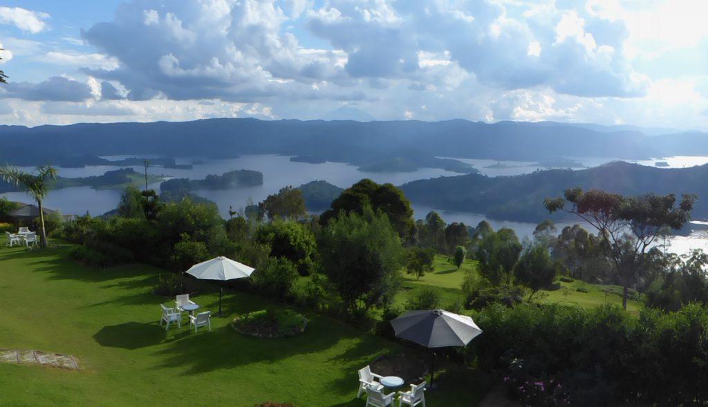 viaggio uganda lago bunyonyi