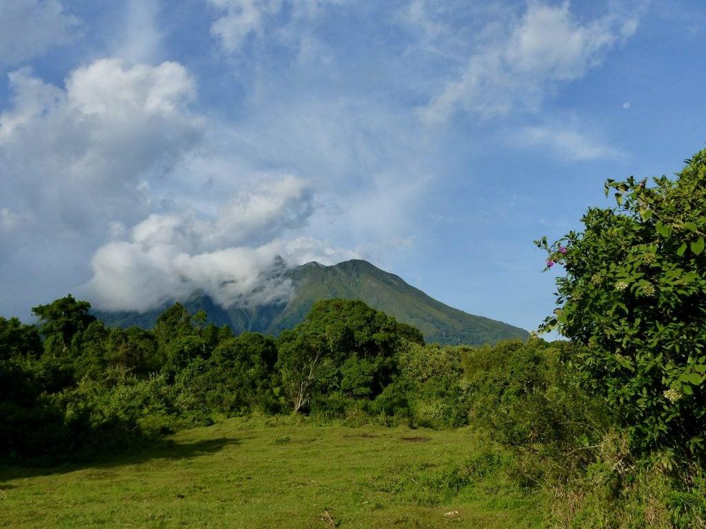 Mount Sabyinio trekking in Uganda