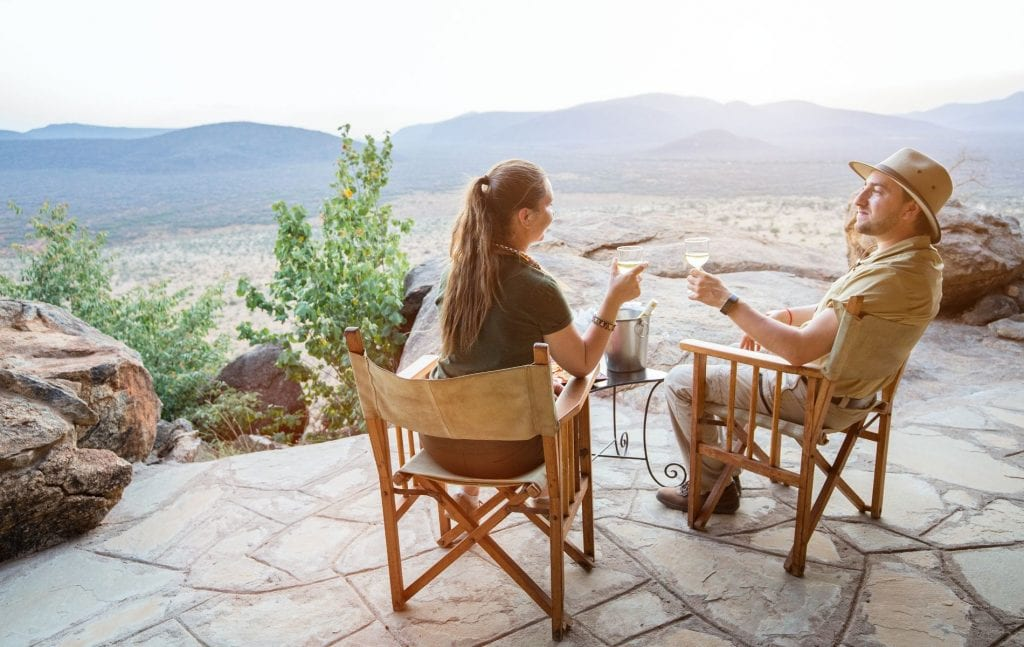 safari abbigliamento relax