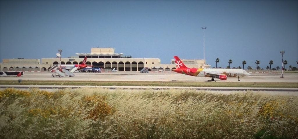 collegamenti aeroporto malta