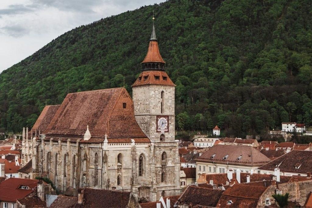 transilvania città