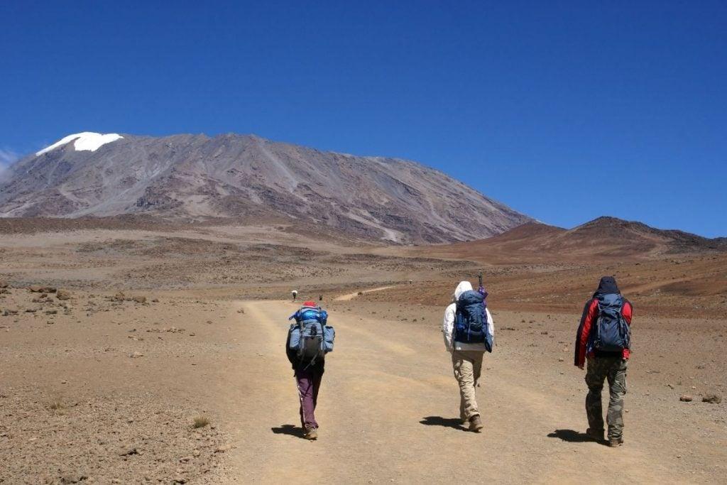 kilimangiaro scalata cosa portare