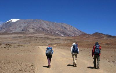 Tutto quello che devi portare per la scalata del Kilimangiaro