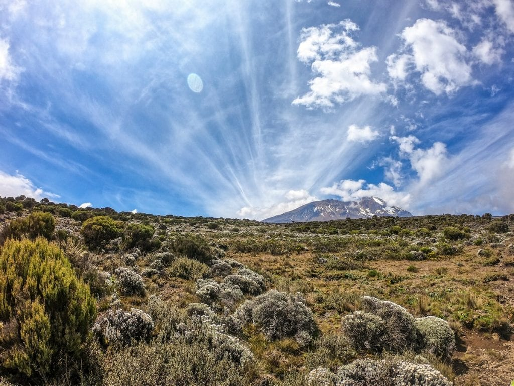 monte kilimanjaro scalata