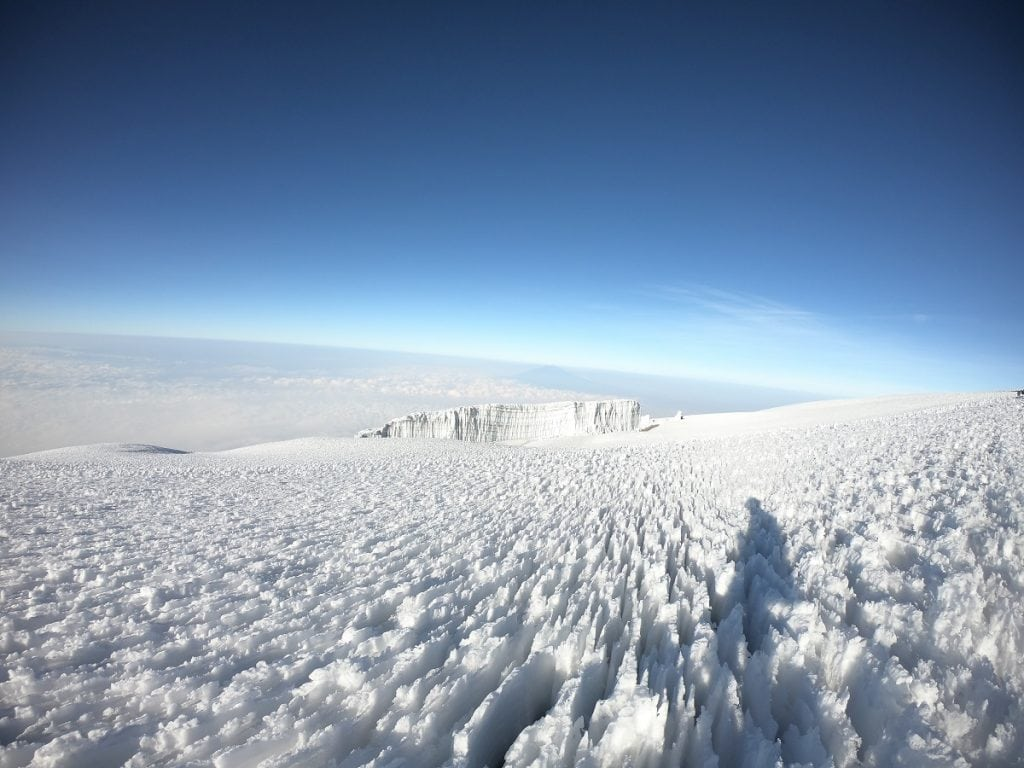 vetta kilimangiaro trekking