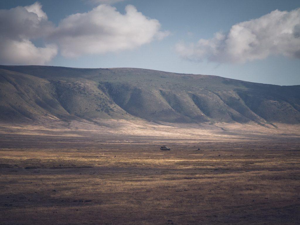 safari in tanzania itinerario