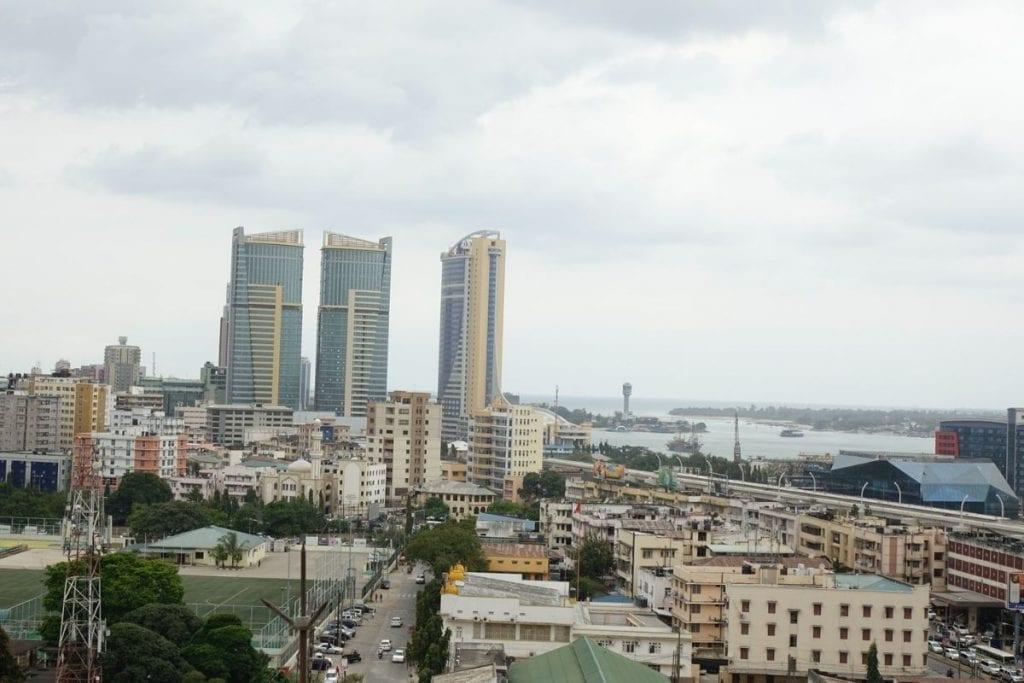 Dar es Salaam, capitale della Tanzania
