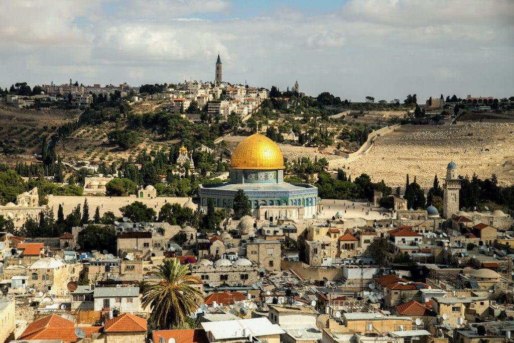 quartieri di gerusalemme