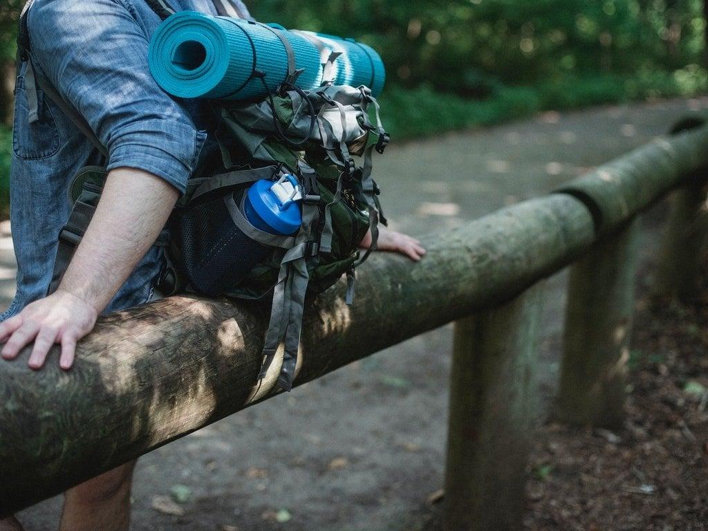 borracce trekking